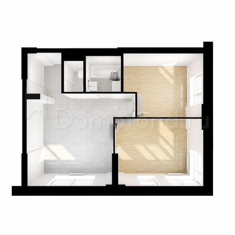 Недвижимость 2-комн. квартира, 52.2 м², 10/28 эт. Москва